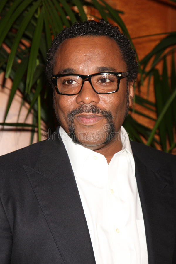Lee Daniels. Arriving at the Ninth Annual AARP the Magazine`s Movies for Grownups Awards Gala Beverly Wilshire Hotel Beverly Hills, CA February 16, 2010 � stock image