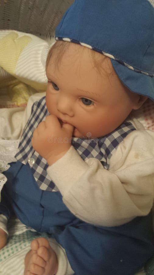 Lee Middleton Doll Older imágenes de archivo libres de regalías