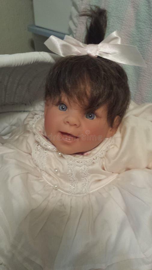 Lee Middleton Doll que derreterá seu coração fotos de stock