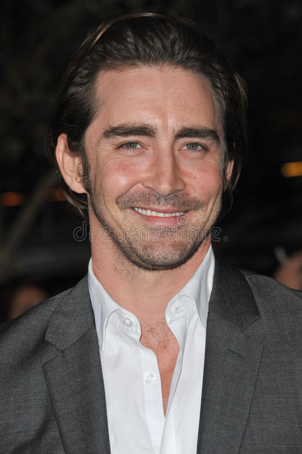 Free Lee Pace, Stock Photo - 22802760