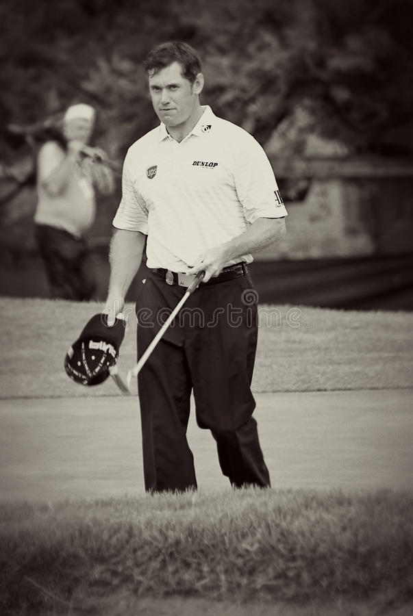 Download Lee Westwood editorial photo. Image of gary, pole, flag - 17847146