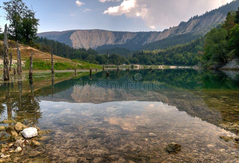 Leech lake royalty free stock photography