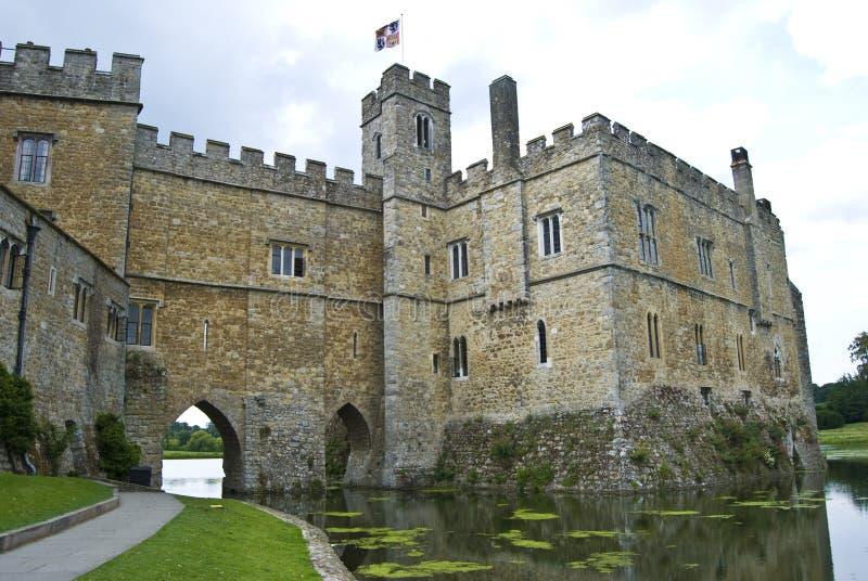 Leeds Castle imagen de archivo libre de regalías