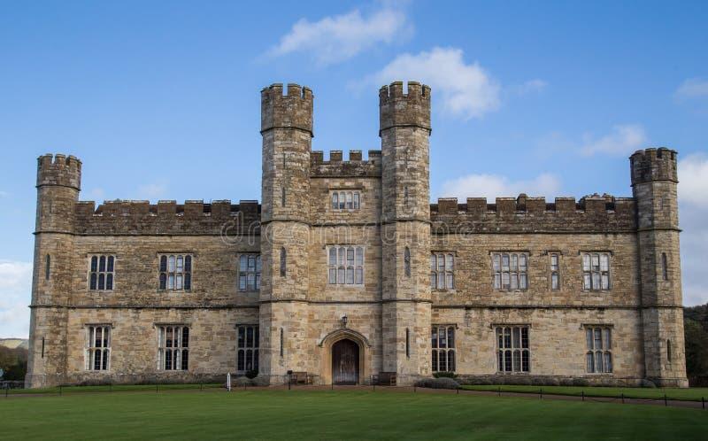 Leeds Castle fotos de archivo libres de regalías