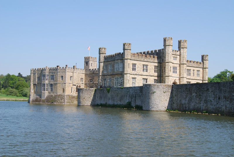 Leeds Castle images stock
