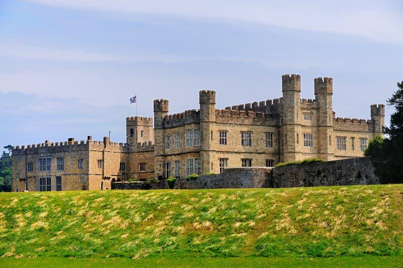 Leeds Castle, England. Leeds Castle in England, United Kingdom royalty free stock images
