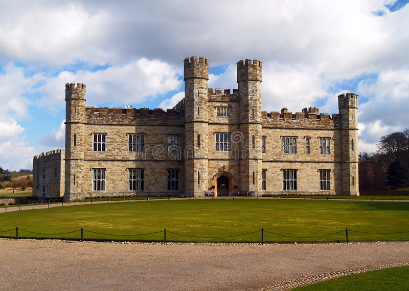 The Leeds Castle In England #3 Royalty Free Stock Image
