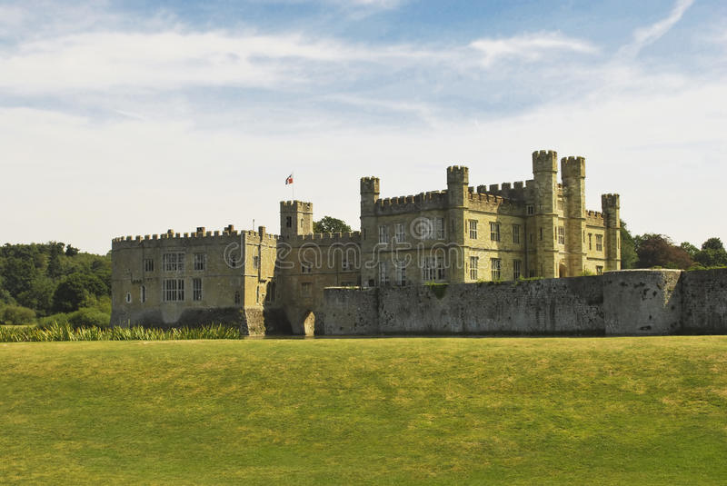 Download Leeds Castle, Kent, England Stock Image - Image: 12942683