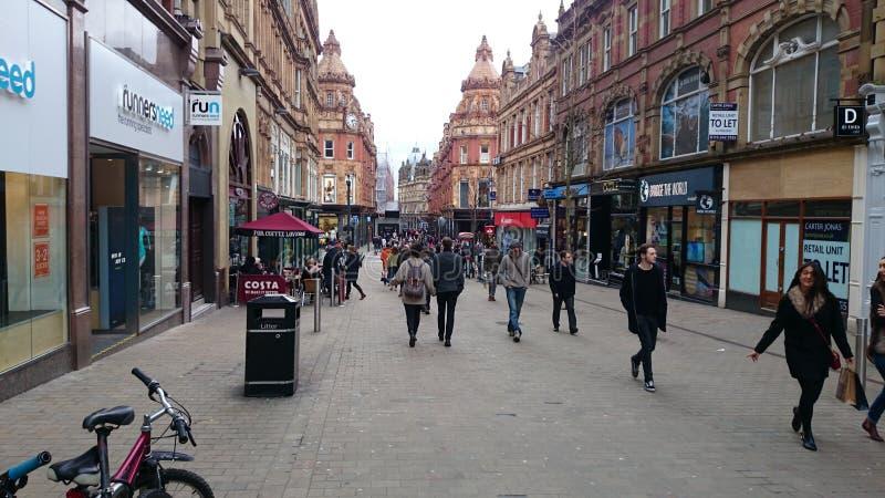 Leeds, UK zdjęcie royalty free