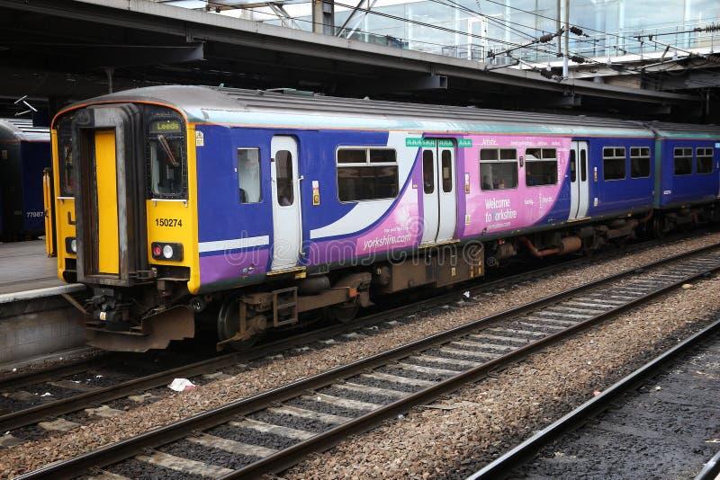 Arriva Northern Rail royalty free stock image