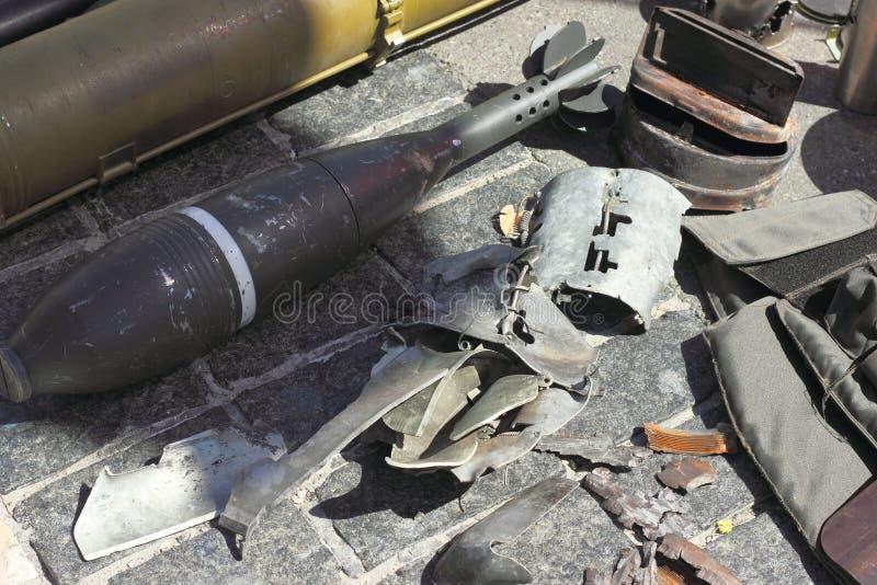 Leef munitie royalty-vrije stock foto