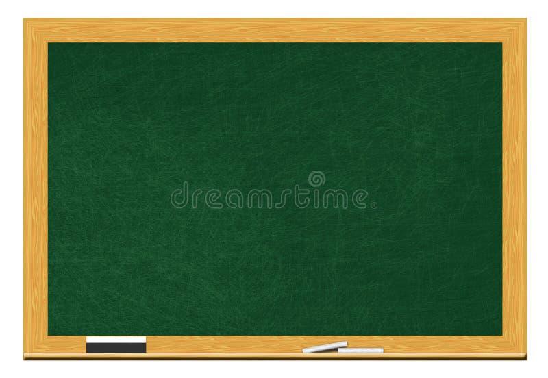 Leeg bord vector illustratie