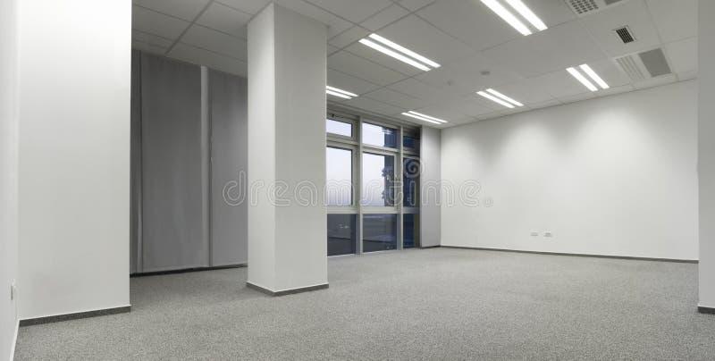 Leeg bureau stock foto