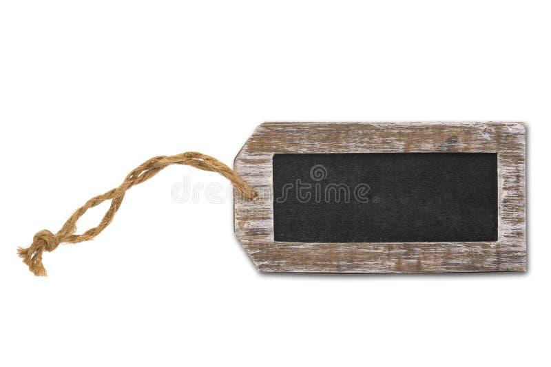 Leeg etiket, bord royalty-vrije stock afbeeldingen