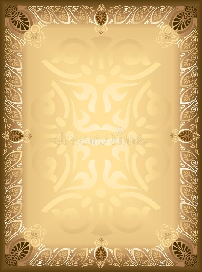 Leeg Frame royalty-vrije illustratie