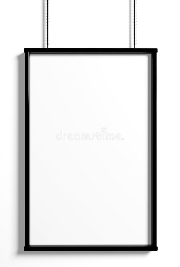 Leeg frame vector illustratie