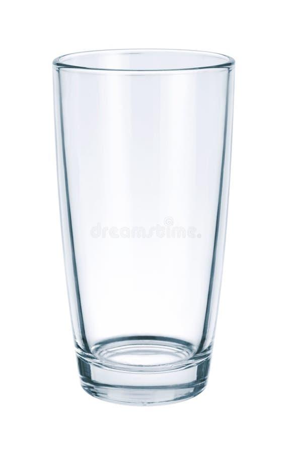 Leeg glas stock afbeeldingen