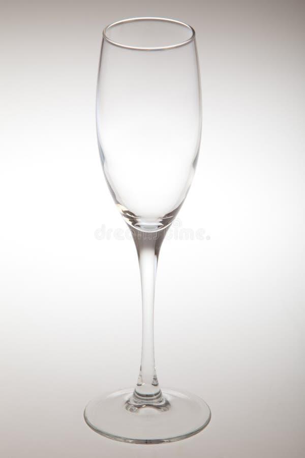 Leeg glas royalty-vrije stock foto's