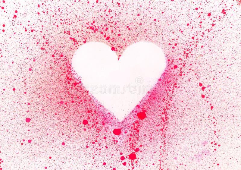 Download Leeg hart stock illustratie. Illustratie bestaande uit hart - 10777498
