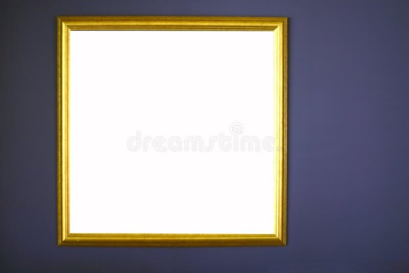 Leeg het schilderen canvas stock afbeeldingen
