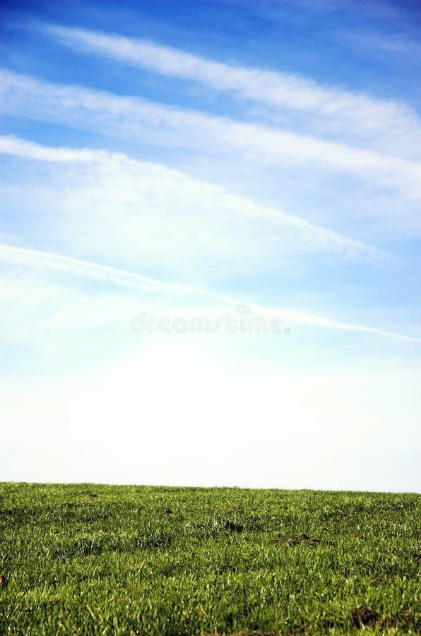 Leeg landschap stock foto's