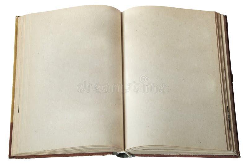 Download Leeg open boek stock foto. Afbeelding bestaande uit clipping - 10779172