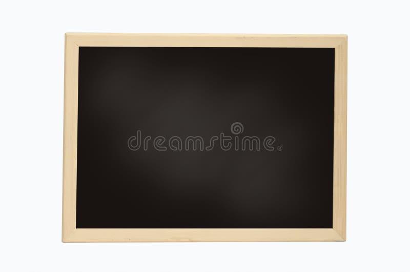 Leeg Schoolbord stock foto