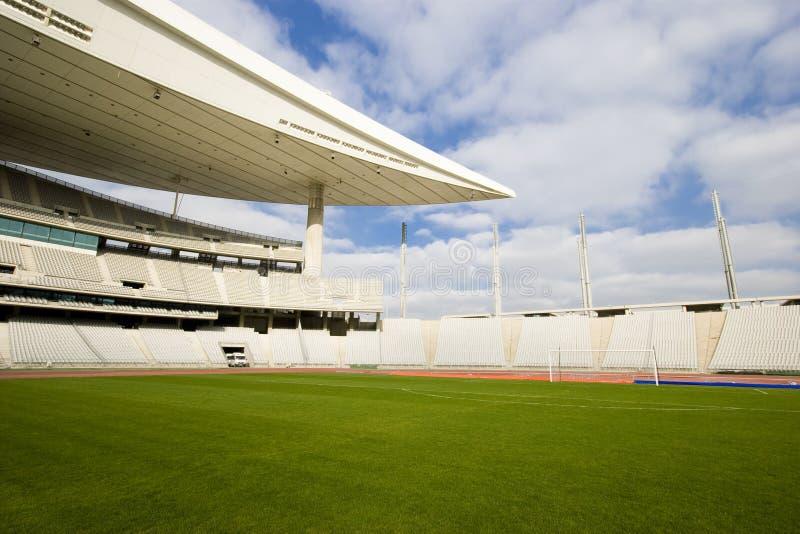 Leeg Stadion royalty-vrije stock afbeelding