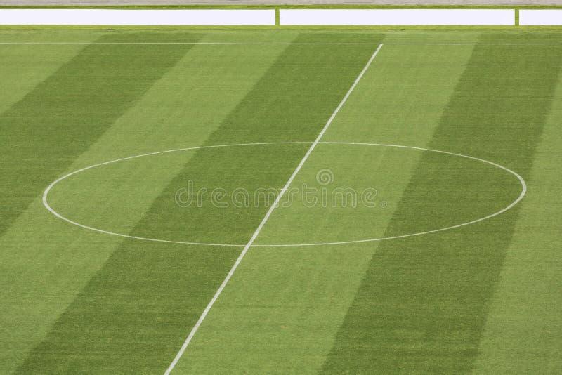 Leeg stadiongebied stock afbeelding
