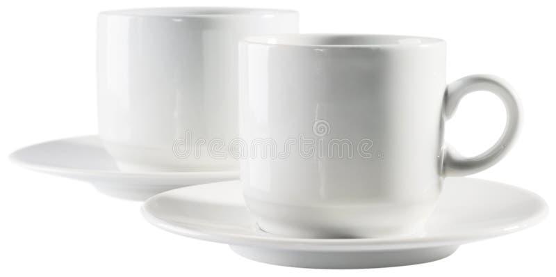 Leere Cup stockbild
