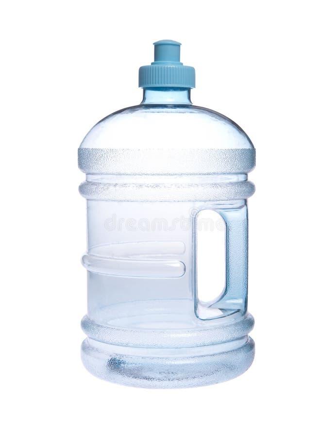 Download Leere Flasche stockfoto. Bild von getränk, abschluß, weiß - 12201080