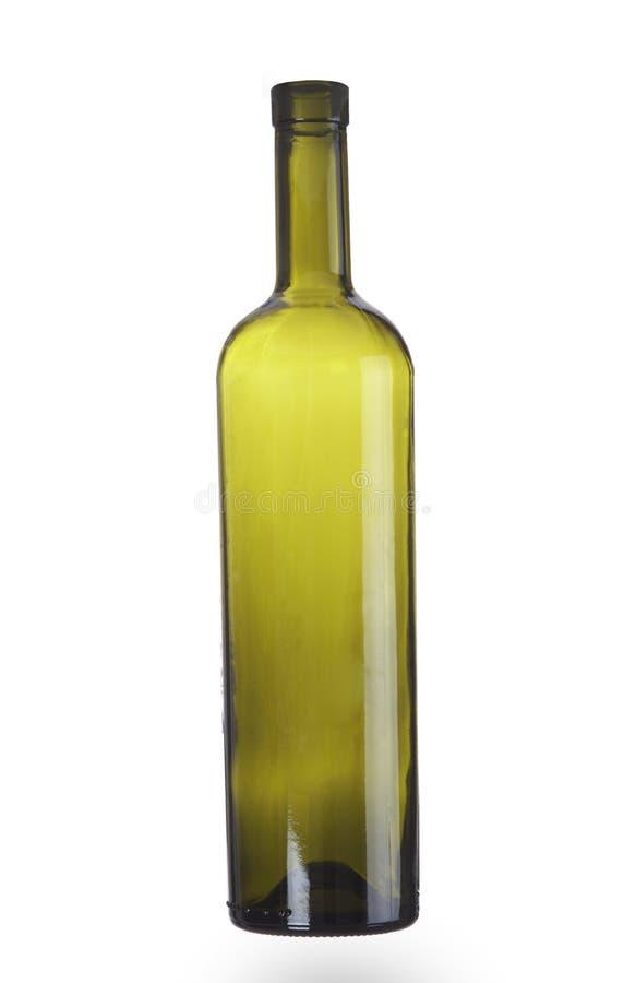 Leere Flasche stockbilder