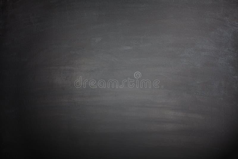Leere schwarze Tafel stockfotografie