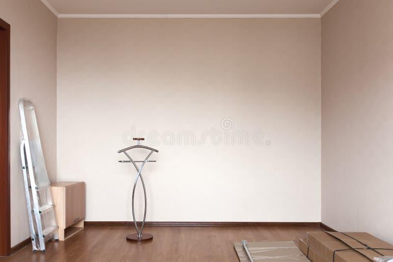 Möbel Leer leerer raum ohne möbel stockbild bild braun leer 53675575