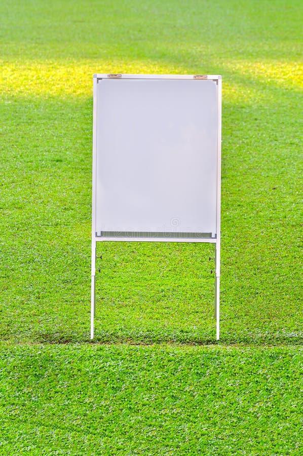 Leerer weißer Vorstand stockfotos