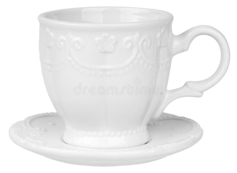 Leeres Cup stockbilder