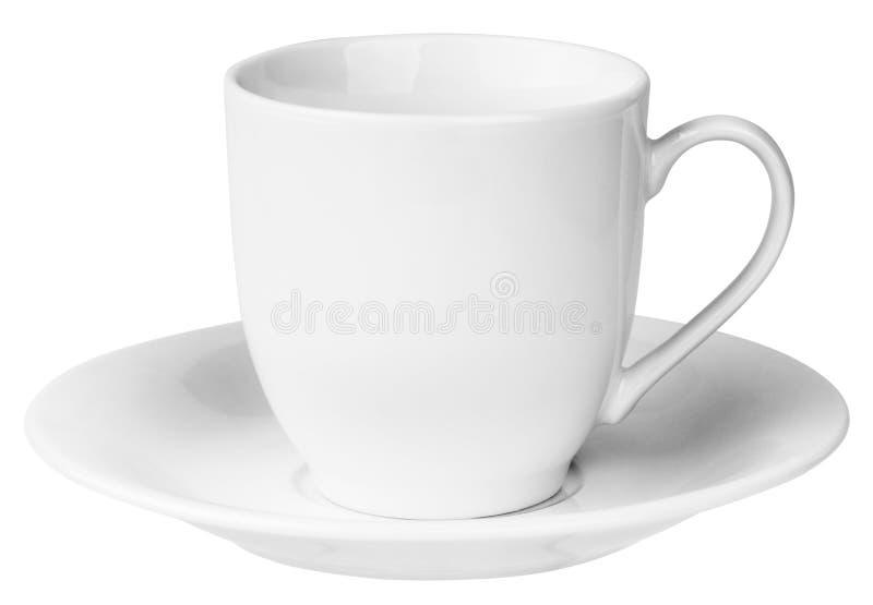 Leeres Cup stockfotografie