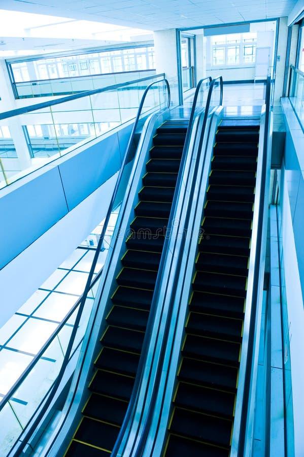 Leeres Einkaufszentrum stockfotos