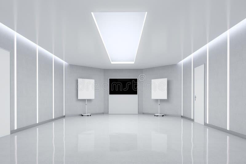 3d Fußboden Seminare ~ Leeres konferenzzimmer abbildung d stock abbildung illustration