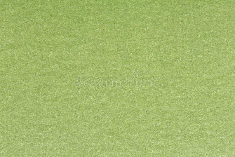 Leeres Stück Grünbuch als Hintergrund lizenzfreie stockfotografie