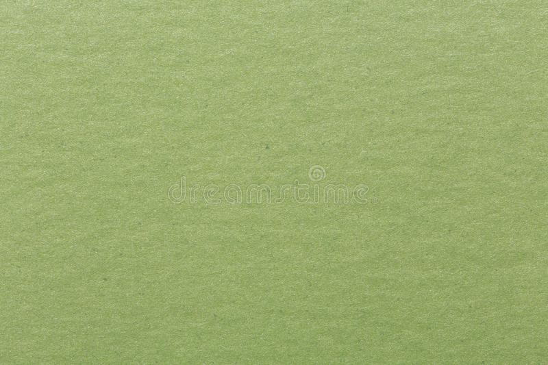 Leeres Stück Grünbuch als Hintergrund lizenzfreies stockbild