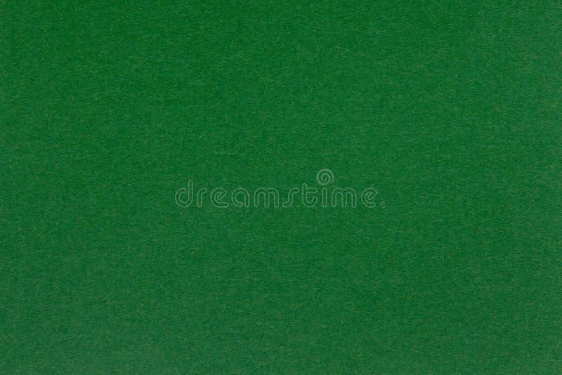 Leeres Stück Grünbuch als Hintergrund Nahaufnahme stockfoto