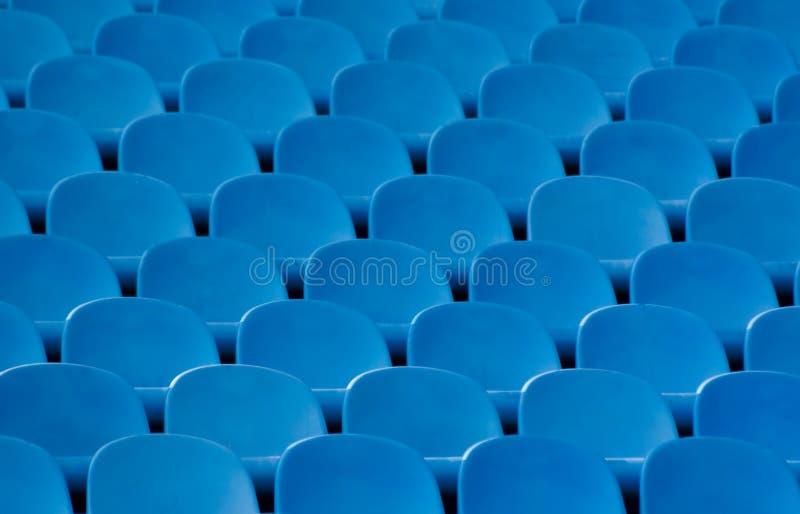 Leeres Stadion. lizenzfreies stockfoto