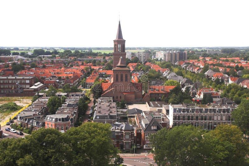 Leeuwarden lizenzfreie stockfotos