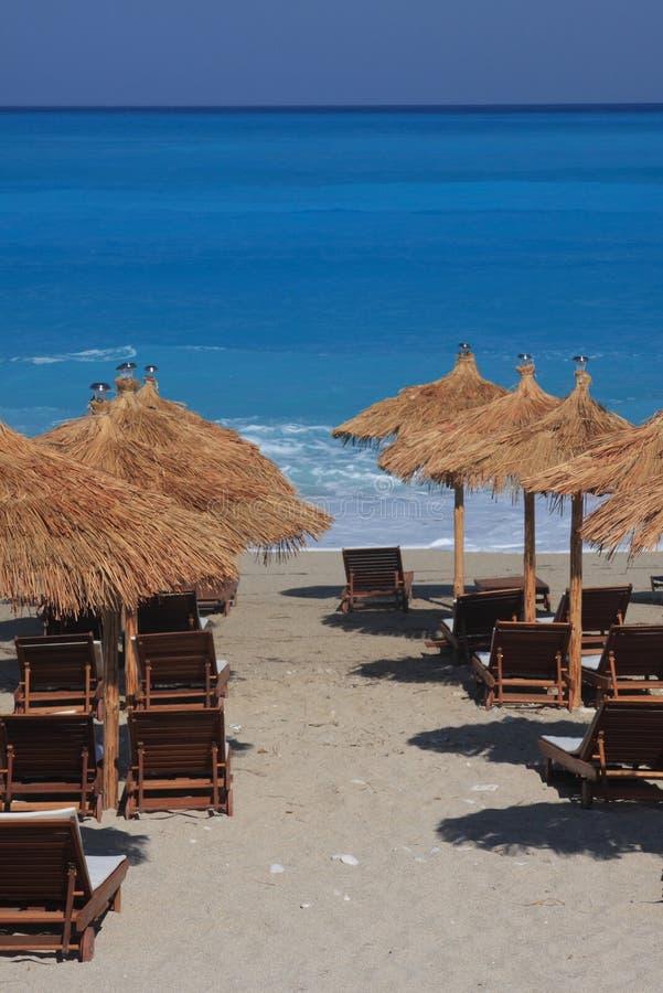 Lefkas Greece stock photo