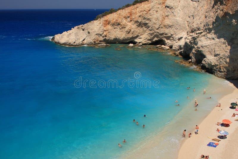 Download Lefkas Greece stock image. Image of heat, blue, katsiki - 5796421