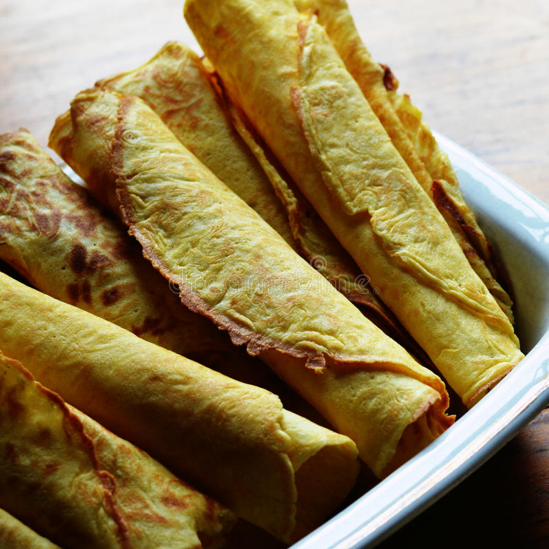 Lefse images stock