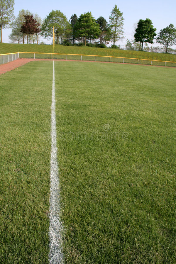 Left Field stock photos