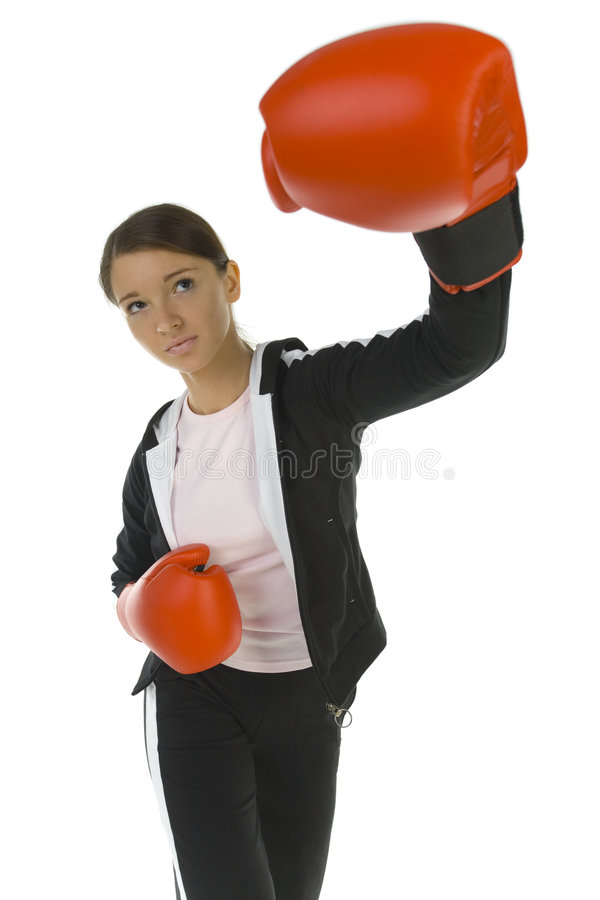 Download Left hook stock image. Image of fighter, competition, lifestyle - 3805581