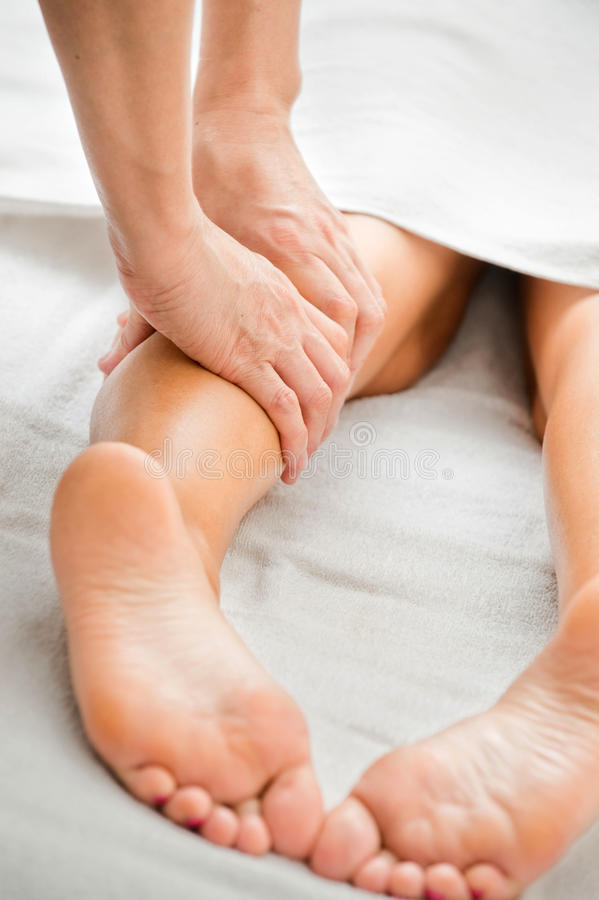 Download Leg Massage stock photo. Image of looking, lifestyle - 12438234